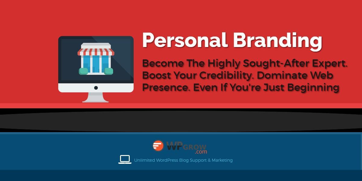 Personal Branding 1 -